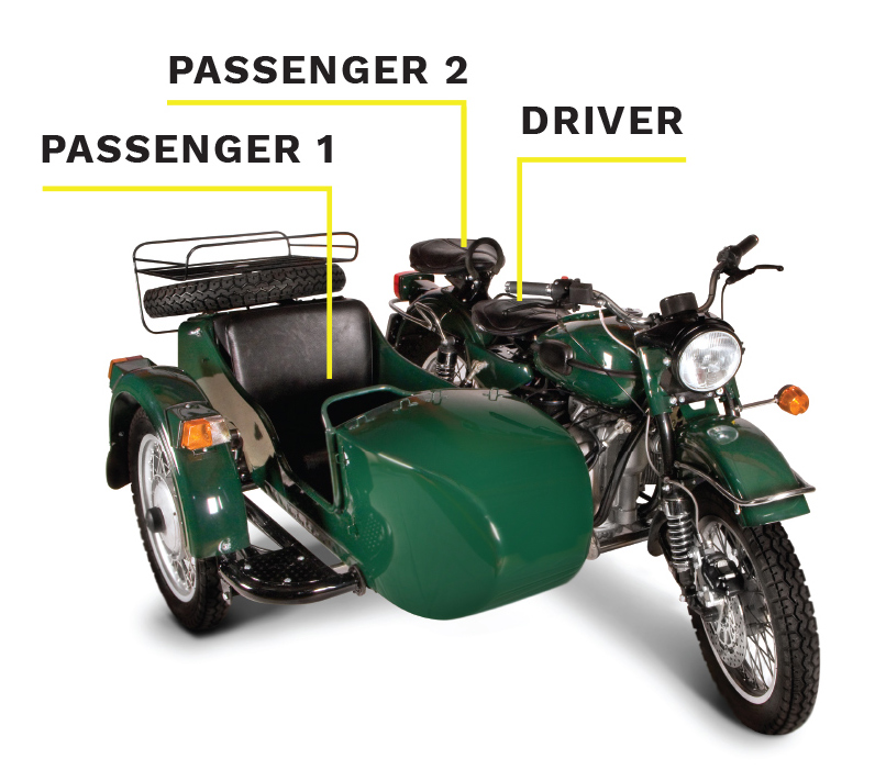 brightside tours barcelona sidecar motorcycle 3 seats
