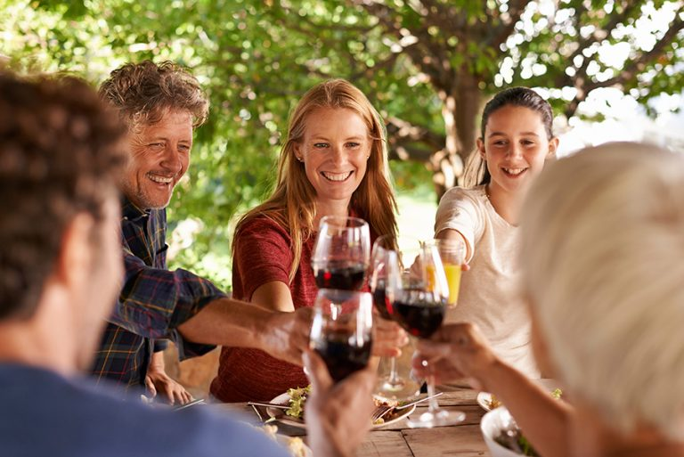 people enjoying wine during a winery tour near barcelona catalonia